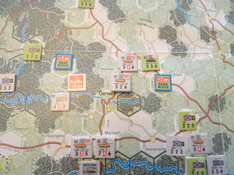 [CR] Ardennes 44 (GMT Games): Twilight of the Panzerdivisionen Dsc05436