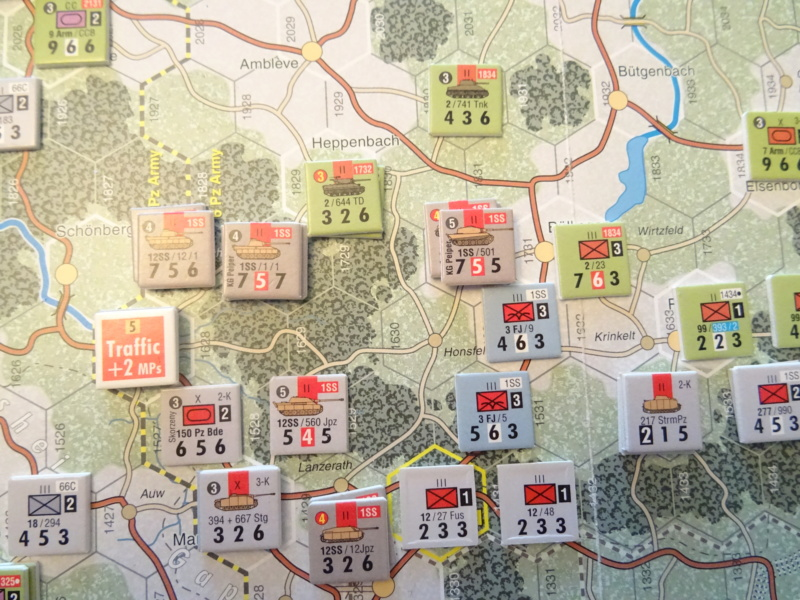 [CR] Ardennes 44 (GMT Games): Twilight of the Panzerdivisionen Dsc05438