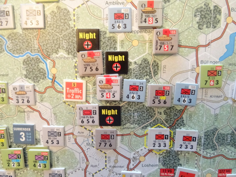 [CR] Ardennes 44 (GMT Games): Twilight of the Panzerdivisionen Dsc05440