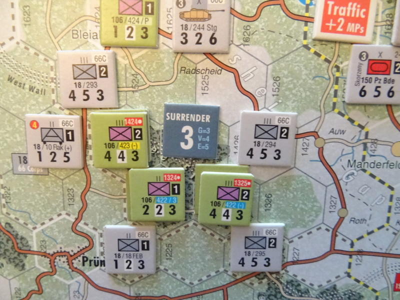 [CR] Ardennes 44 (GMT Games): Twilight of the Panzerdivisionen Dsc05442