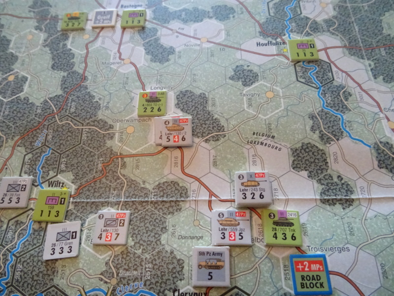 [CR] Ardennes 44 (GMT Games): Twilight of the Panzerdivisionen Dsc05444