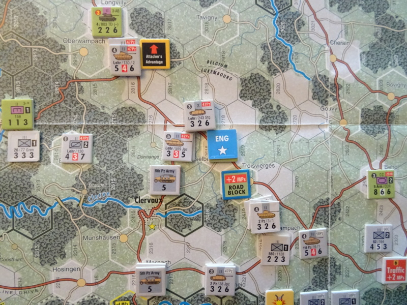 [CR] Ardennes 44 (GMT Games): Twilight of the Panzerdivisionen Dsc05445