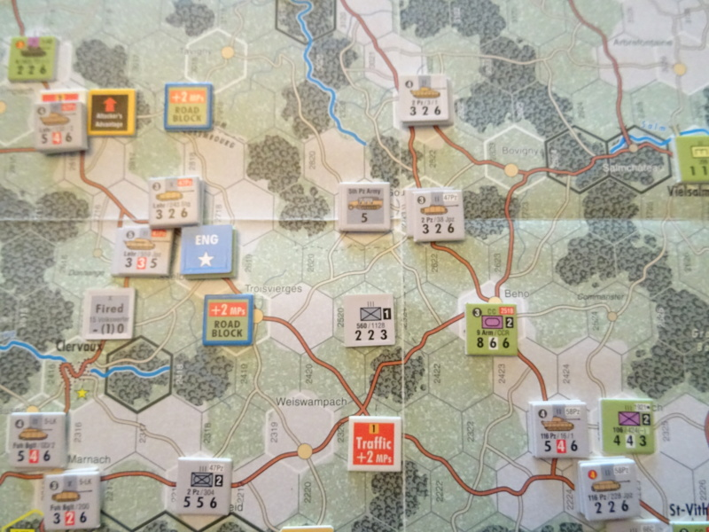 [CR] Ardennes 44 (GMT Games): Twilight of the Panzerdivisionen Dsc05446