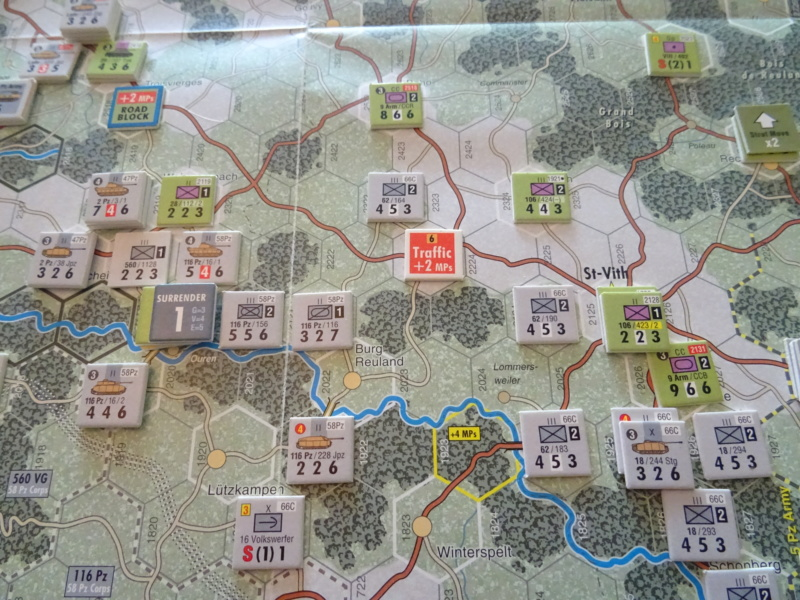 [CR] Ardennes 44 (GMT Games): Twilight of the Panzerdivisionen Dsc05447