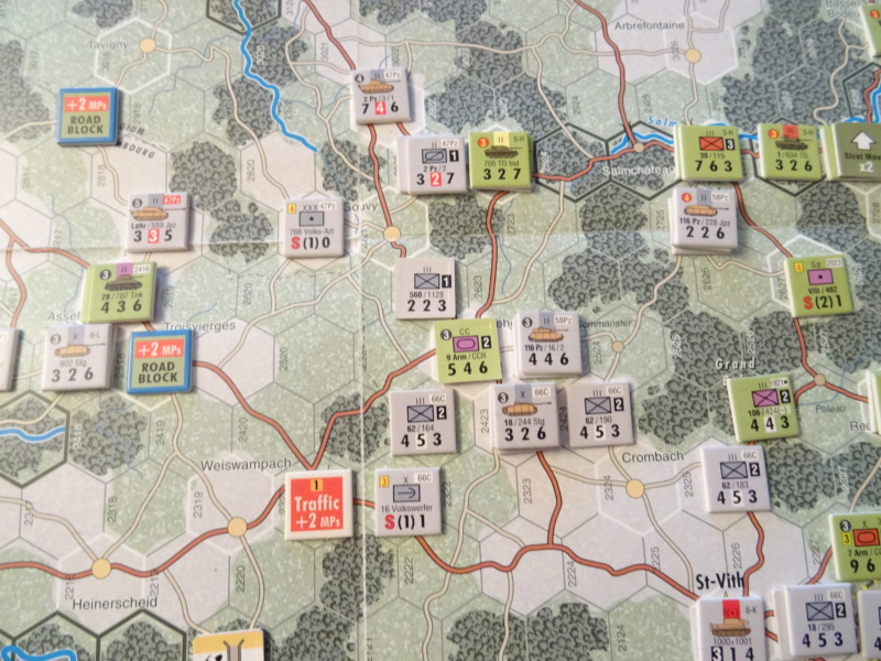 [CR] Ardennes 44 (GMT Games): Twilight of the Panzerdivisionen Dsc05456