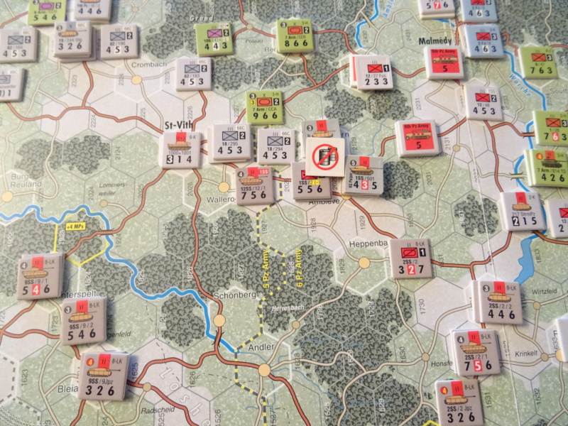 [CR] Ardennes 44 (GMT Games): Twilight of the Panzerdivisionen Dsc05458
