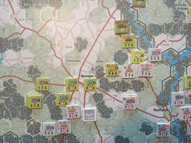 [CR] Ardennes 44 (GMT Games): Twilight of the Panzerdivisionen Dsc05460