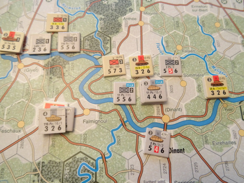 [CR] Ardennes 44 (GMT Games): Twilight of the Panzerdivisionen Dsc05545