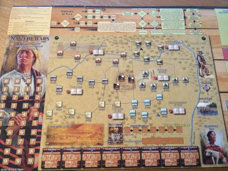[CR] Navajo Wars Scénario : The Fearing Time, 1846-1864 Dsc06226