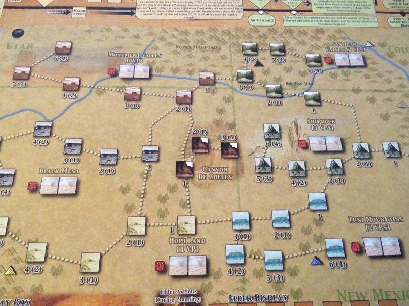 [CR] Navajo Wars Scénario : The Fearing Time, 1846-1864 Dsc06227