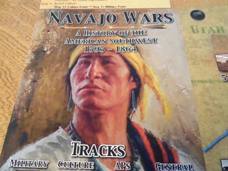 [CR] Navajo Wars Scénario : The Fearing Time, 1846-1864 Dsc06229