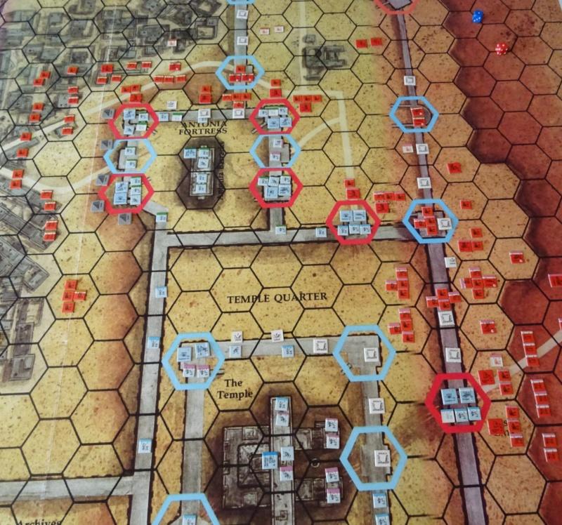 [CR] Assault on the Temple (Siege of Jerusalem, AH) Dsc07433