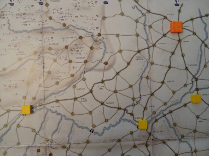 CR 3 armées pour Madrid les Maréchaux , Joseph 1809 Dsc07545