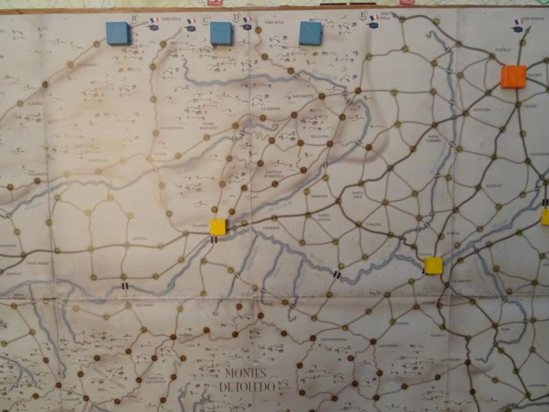 CR 3 armées pour Madrid les Maréchaux , Joseph 1809 Dsc07546