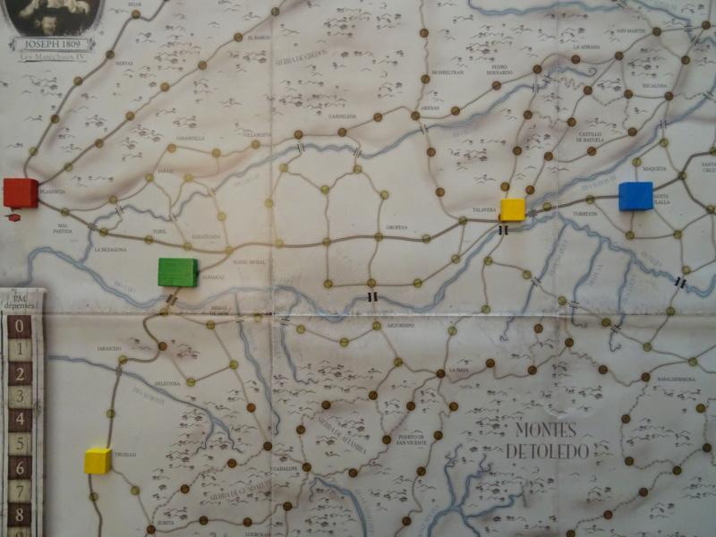 CR 3 armées pour Madrid les Maréchaux , Joseph 1809 Dsc07611