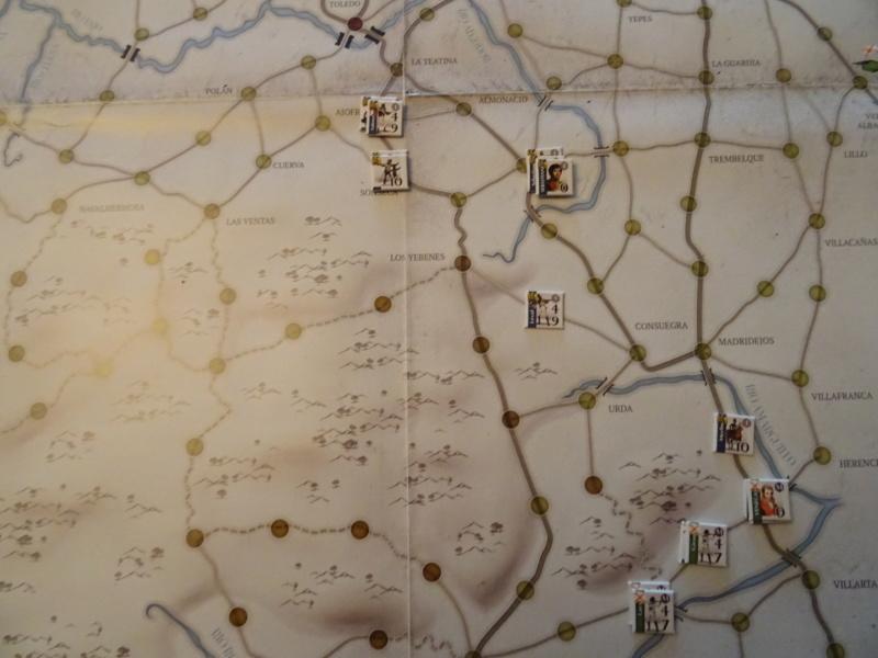 CR 3 armées pour Madrid les Maréchaux , Joseph 1809 Dsc07617