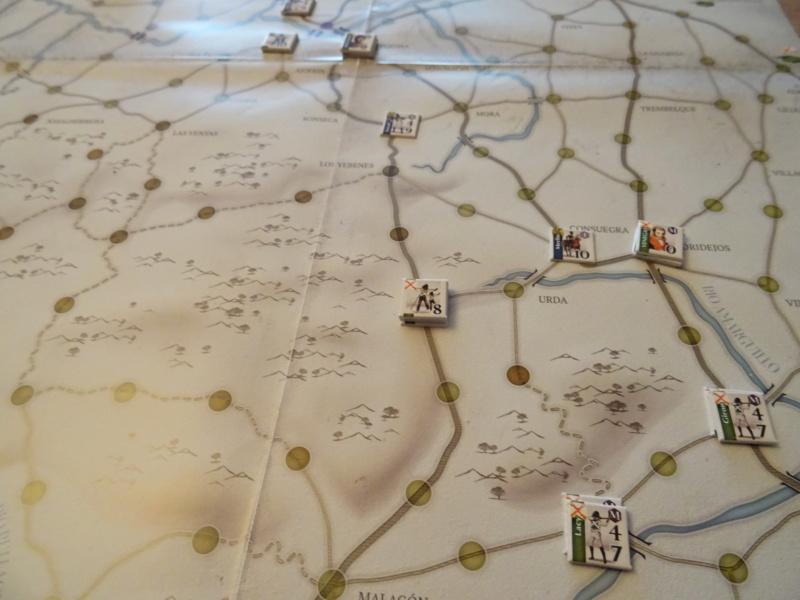 CR 3 armées pour Madrid les Maréchaux , Joseph 1809 Dsc07620