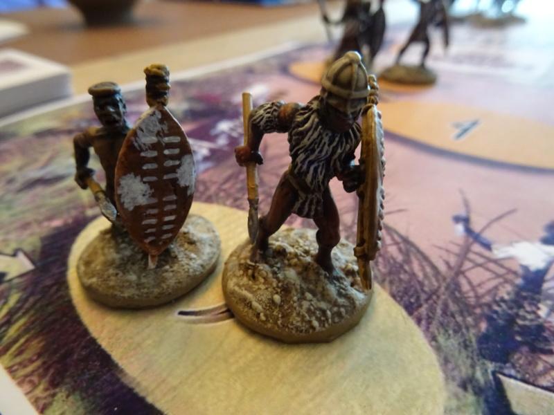 [CR] Zulus on the remparts, Rorke's drift Dsc07635