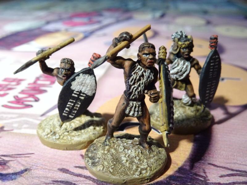 [CR] Zulus on the remparts, Rorke's drift Dsc07636