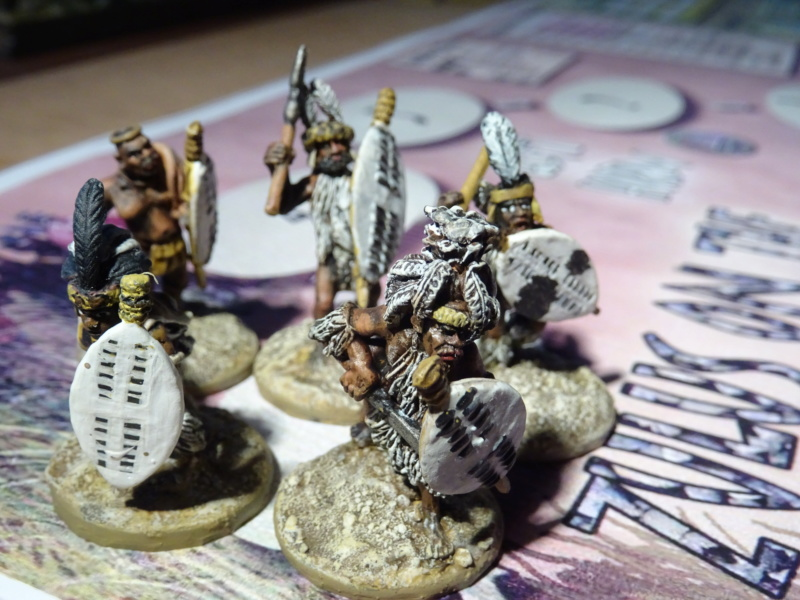 [CR] Zulus on the remparts, Rorke's drift Dsc07638