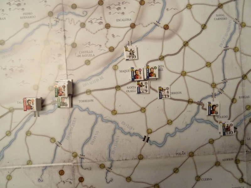 CR 3 armées pour Madrid les Maréchaux , Joseph 1809 Dsc07643