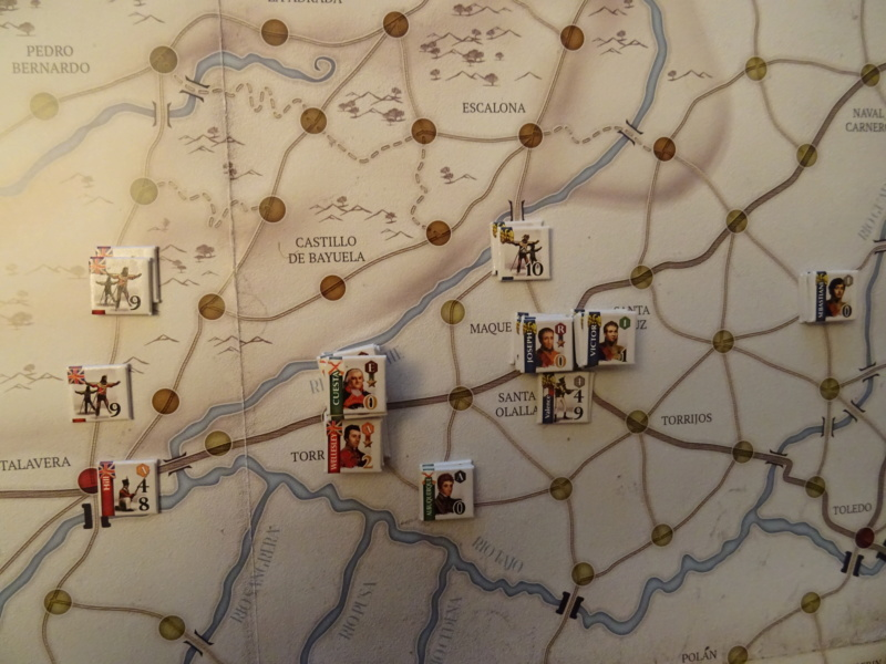 CR 3 armées pour Madrid les Maréchaux , Joseph 1809 Dsc07646