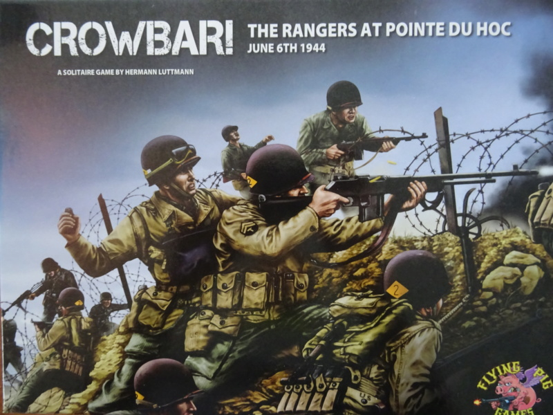 [CR] Crowbar: the rangers at Pointe du Hoc Dsc07726