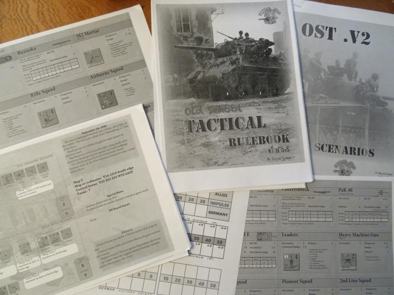 VENTE Pack Old school tactical East front et Airborne et + Dsc07916