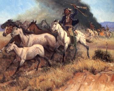 [CR] Comancheria : scénario Downfall (1800-1875) Horse10
