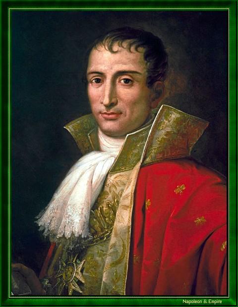 CR 3 armées pour Madrid les Maréchaux , Joseph 1809 Joseph10