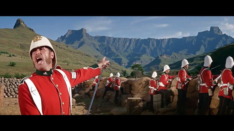 [CR] Zulus on the remparts, Rorke's drift Maxres18