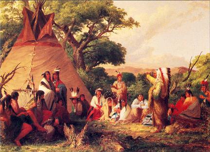 [CR] Comancheria : scénario Downfall (1800-1875) Native10