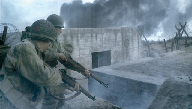 [CR] Crowbar: the rangers at Pointe du Hoc Shotto14