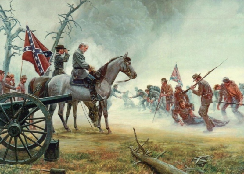 [CR] In Magnificent style: Pickett's charge, Gettysburg Ssss10