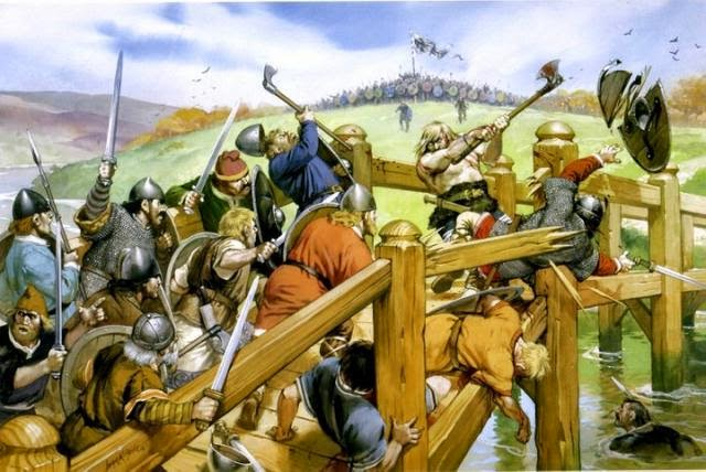 CR Hastings, 1066 de Richard Berg Stamfo11