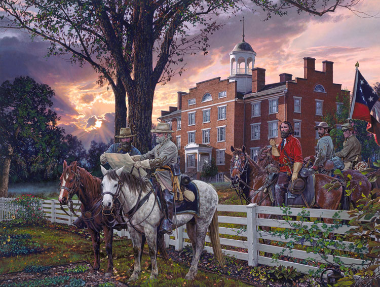 "Gettysburg Badges of courage scenario ""Sickles ' Folly"" 2 july 4pm Sunris11"