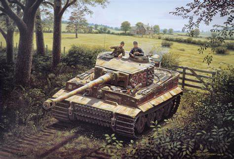 CR Wittman's best : Villers bocage (Achtung Panzer ! rules) Th9kca10