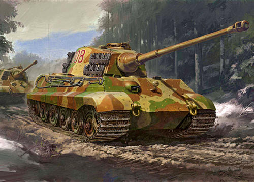 [CR] Ardennes 44 (GMT Games): Twilight of the Panzerdivisionen Tiger-10