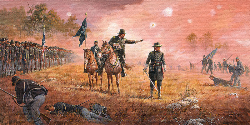 "Gettysburg Badges of courage scenario ""Sickles ' Folly"" 2 july 4pm Unionc10"
