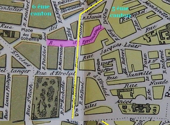 rue d'épremesnil le HAVRE Epreme11