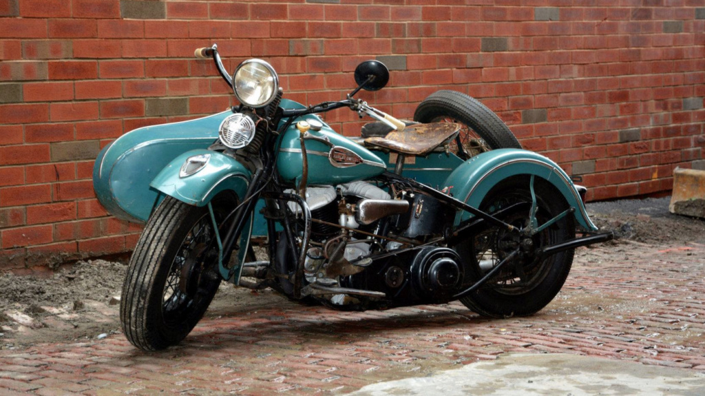 Les vieilles Harley Only (ante 84) du Forum Passion-Harley - Page 33 Capt1149
