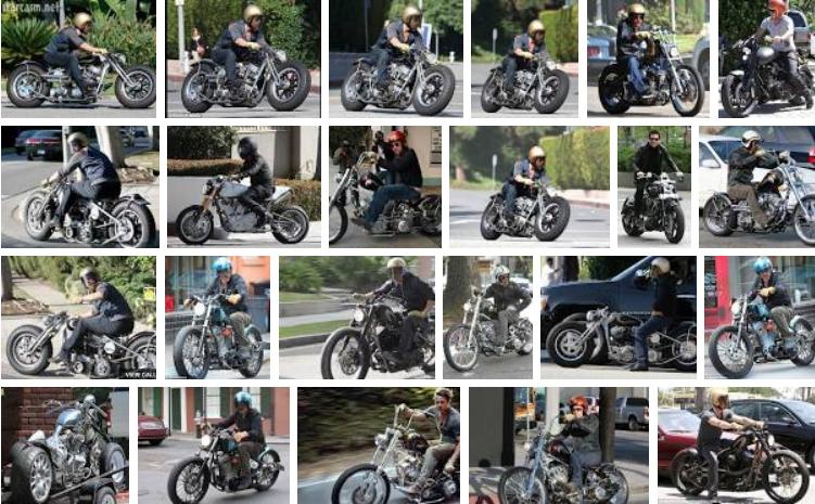 Ils ont posé avec une Harley, uniquement les People - Page 9 Capt4686