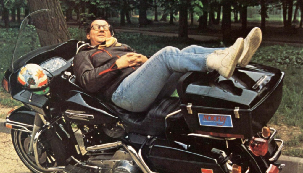 Ils ont posé avec une Harley, uniquement les People - Page 14 Capt5298