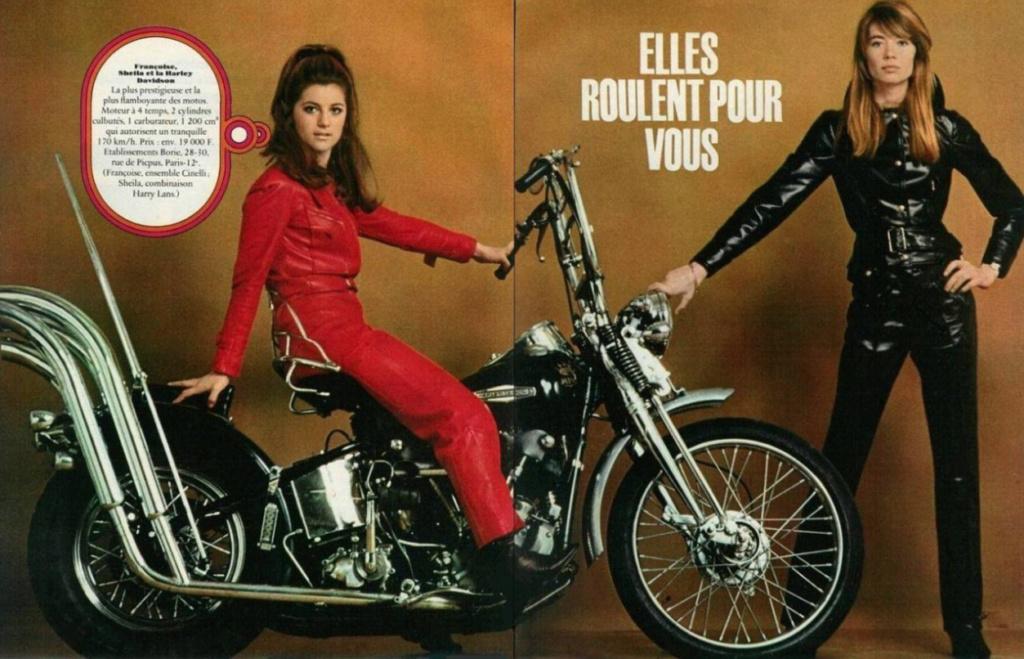 Ils ont posé avec une Harley, uniquement les People - Page 18 Capt5555