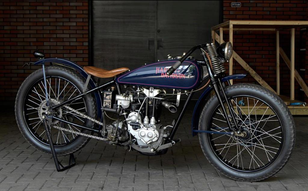 Harley-Davidson – Peashooter - 21.35ci (350 cc)  - Page 23 Captu549