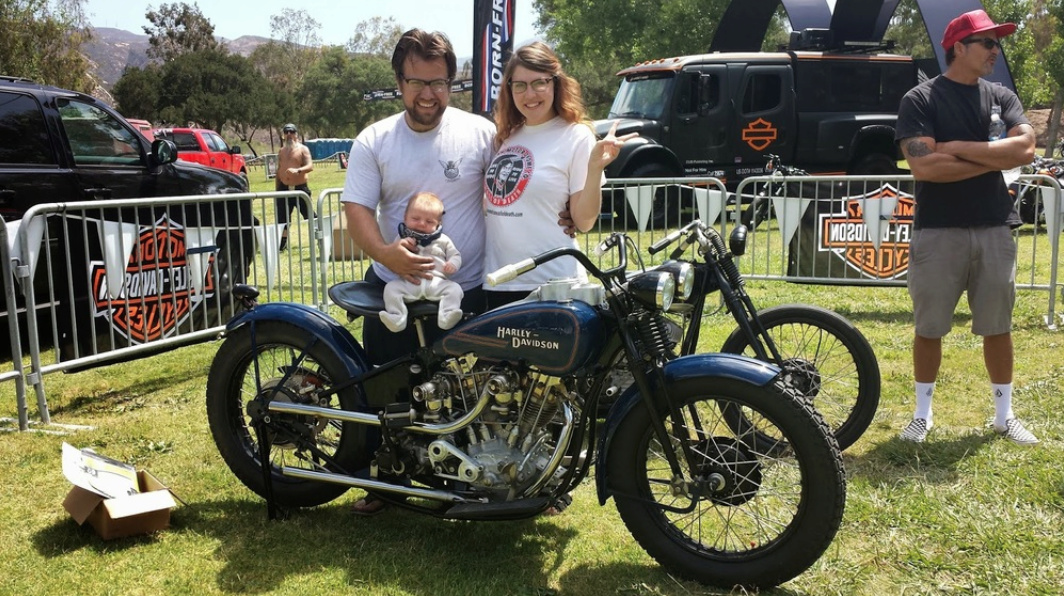 Les vieilles Harley Only (ante 84) du Forum Passion-Harley - Page 4 Captu708