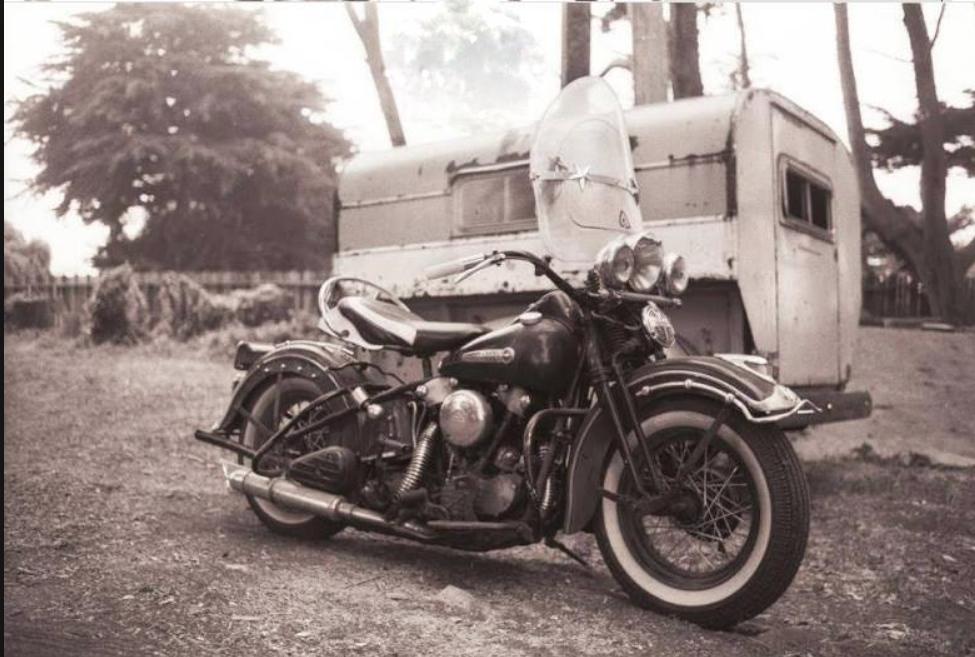 NOSTALGIA vieilles photos H-D d'époque - Page 5 Nostal49