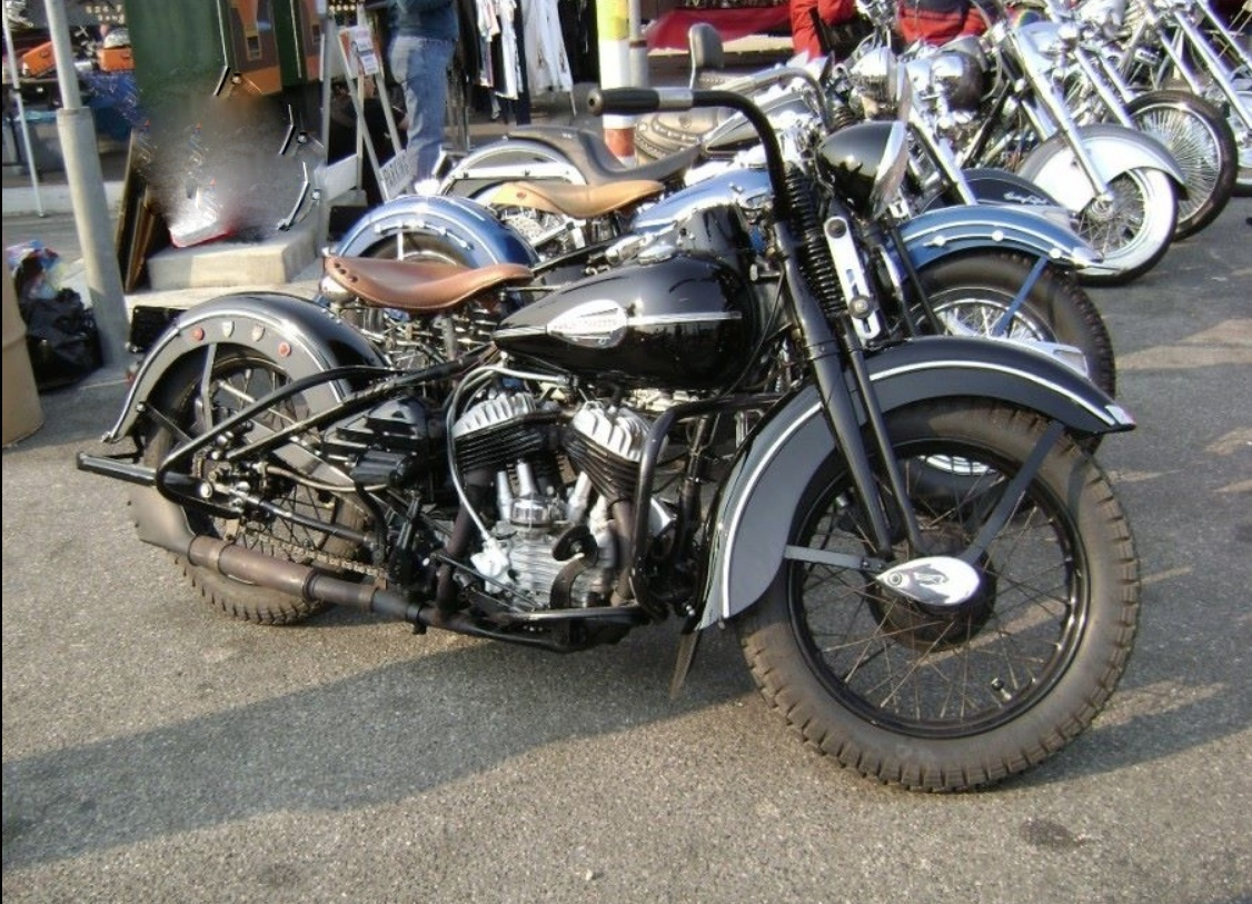 Les vieilles Harley Only (ante 84) du Forum Passion-Harley - Page 2 Vieill28