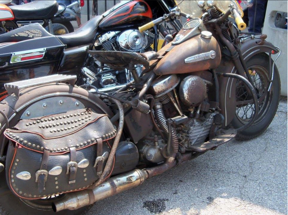 Les vieilles Harley Only (ante 84) du Forum Passion-Harley - Page 2 Vieill29