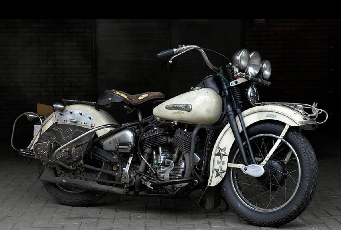 Les vieilles Harley Only (ante 84) du Forum Passion-Harley - Page 2 Vieill35